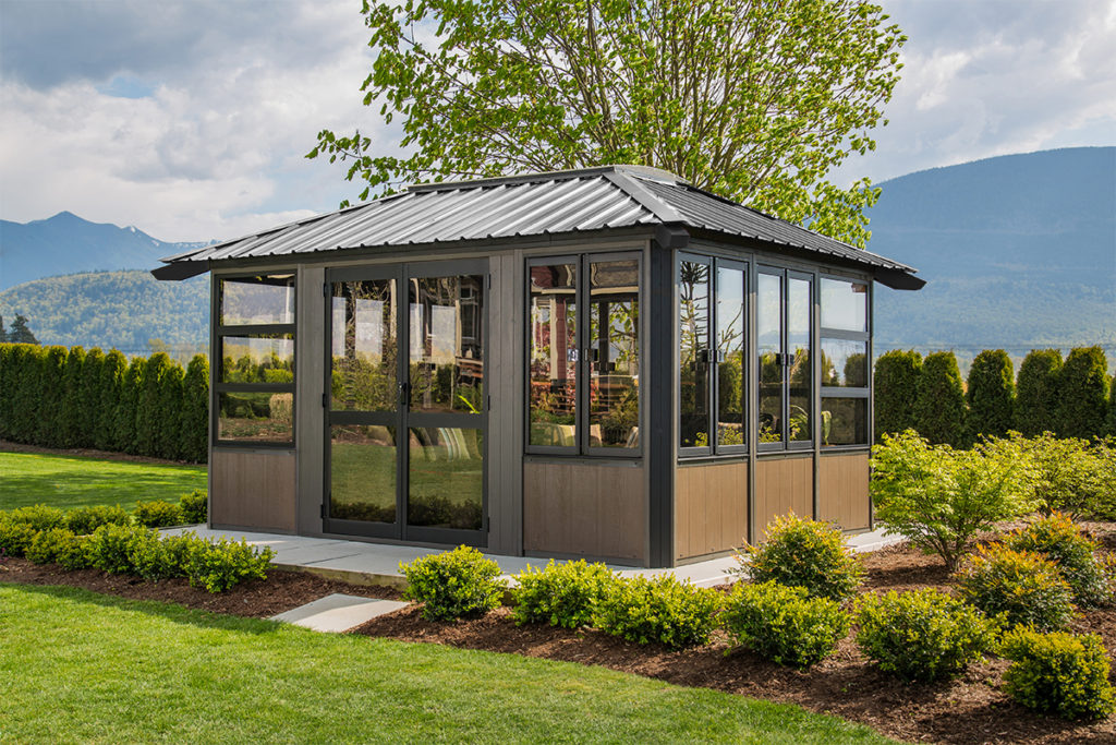 Resort 11 x 11 Gazebo