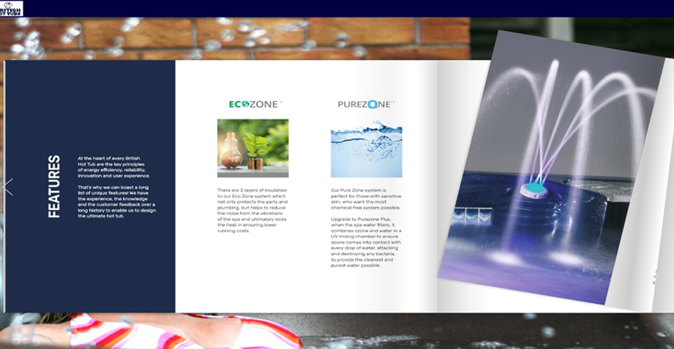 Hot Tub & Swim Spa Brochures